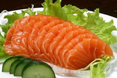 salmão RMM